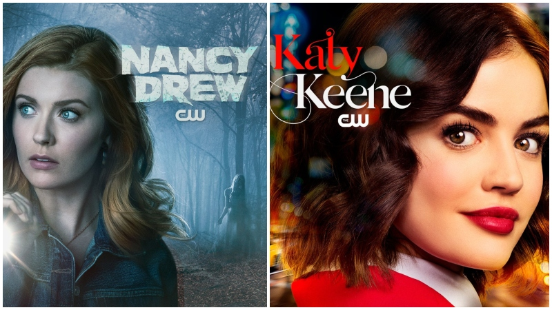Katy Keene and Nancy Drew Get Series Orders at The CW