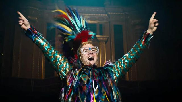 Find Out How to Dress Like Elton John in New Rocketman Featurette