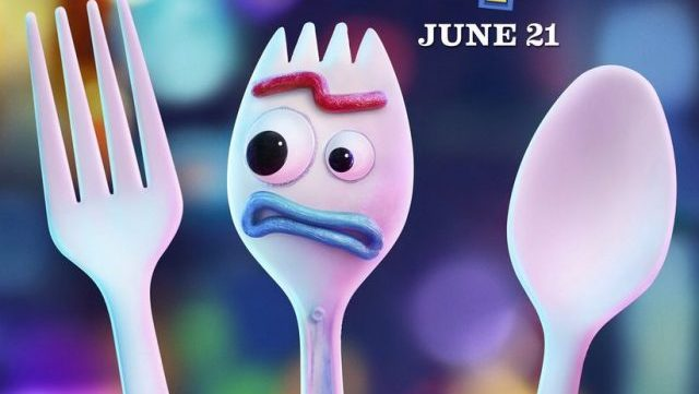 Meet Old and New Friends in New Toy Story 4 Poster