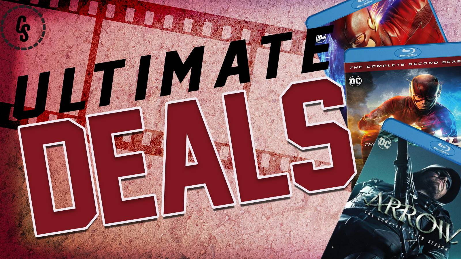 CS Deals: Save up to 50% off on Every Season of Arrow and The Flash!