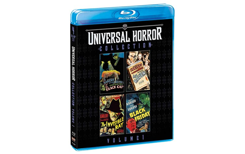 Universal Horror Collection Vol. 1 Announced by Scream Factory