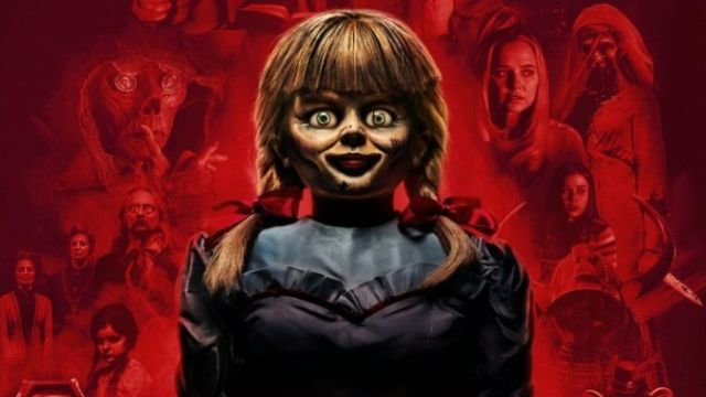 Annabelle Comes Home Poster Reveals the New Horrors of The Conjuring Universe