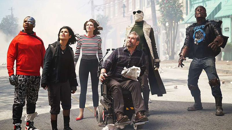 DC Universe's Doom Patrol Season One Finale Photos Released