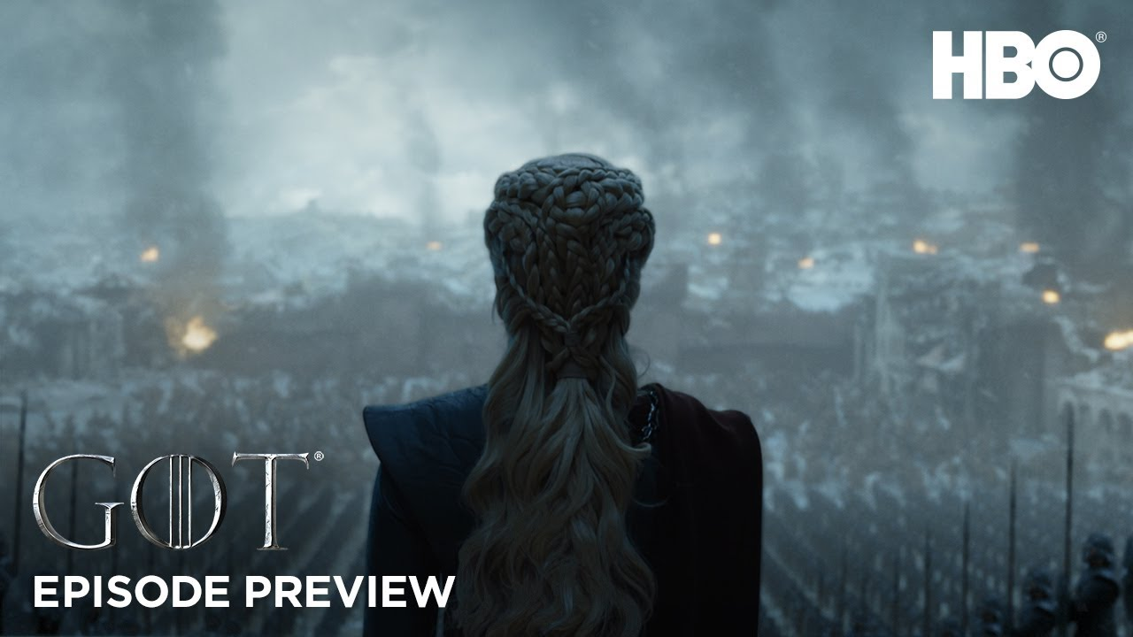 Watch the Game of Thrones Series Finale Trailer