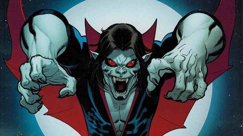 Morbius: Tyrese Gibson Shares Set Photo from Spider-Man Spin-off