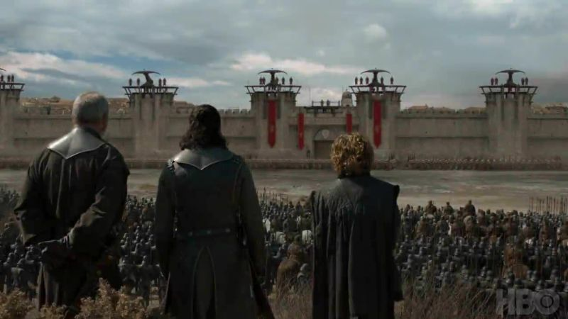 Game of Thrones Episode 8.05 Promo, Two Episodes Remain!