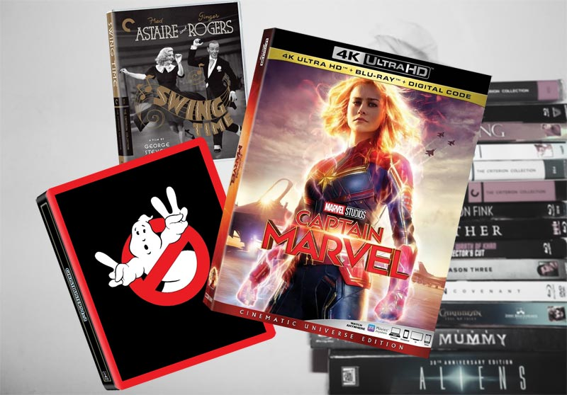 June 11 Blu-ray, Digital and DVD Releases