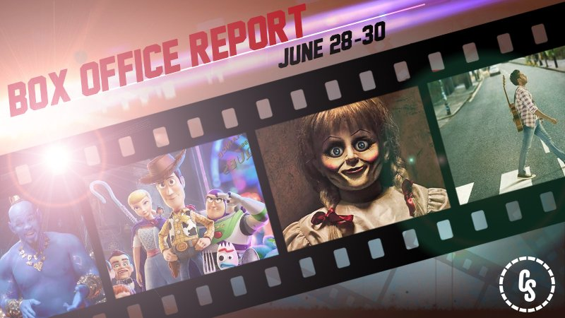 'Toy Story 4′ Wins the Weekend Box Office Again!