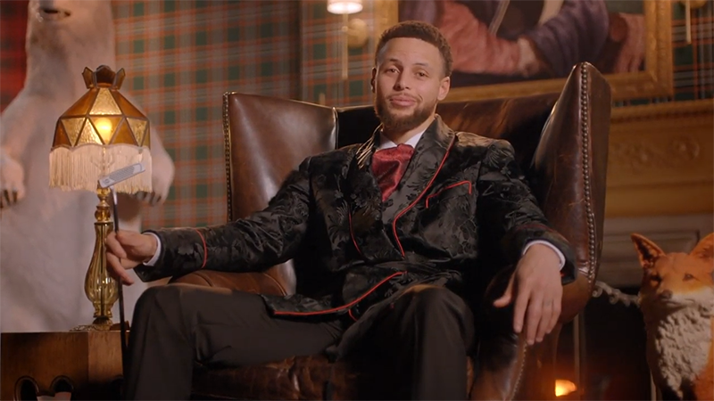 Golden State Warrior Steph Curry Turned Down Space Jam 2 Cameo
