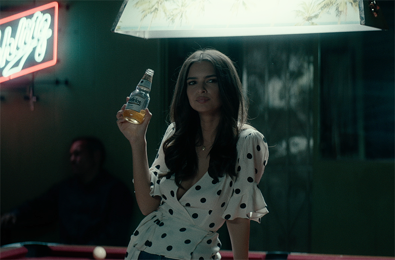 Exclusive Lying & Stealing Clip With Emily Ratajkowski