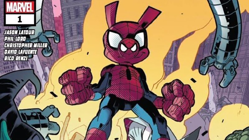 Spider-Ham Comic From Phil Lord and Chris Miller Revealed!