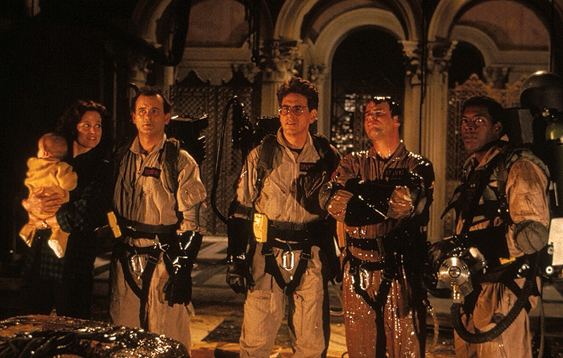 Ghostbusters Sequel Cast Will Feature Original Film Cast