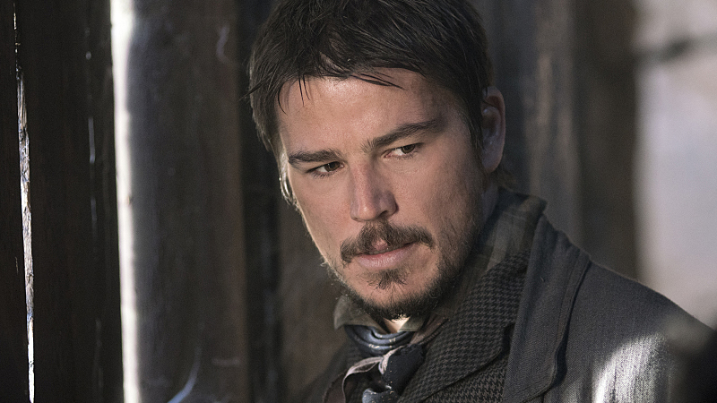 Josh Hartnett to Star in Paradise Lost Drama Series for Spectrum/Paramount Network