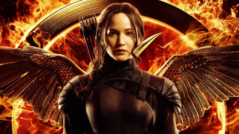 A New 'Hunger Games' Book Is Coming Out Next Year!