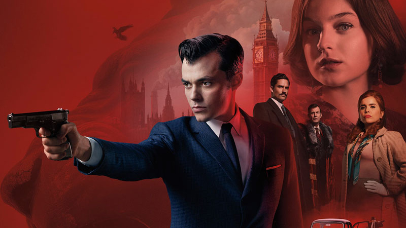 New Pennyworth Trailer & Official Key Art Released by Epix