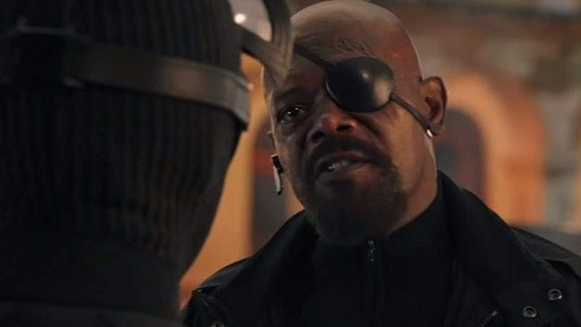 Nick Fury Needs a New Team in Spider-Man: Far From Home Trailer