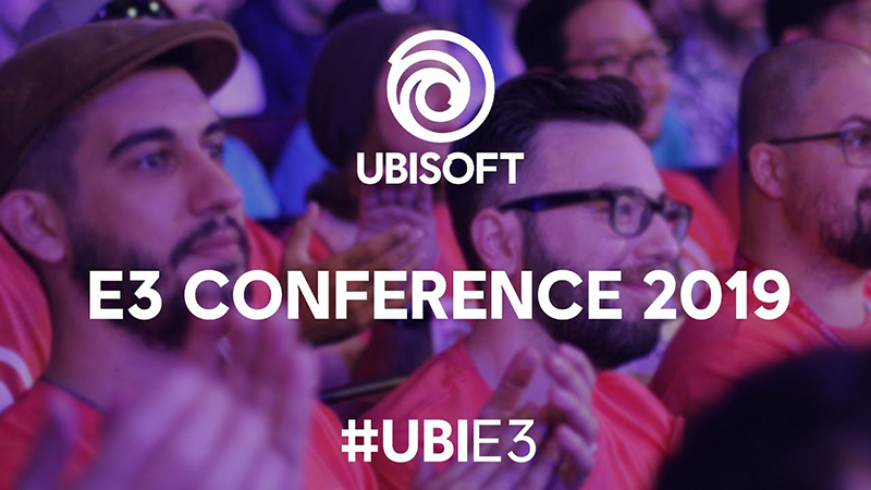 Watch the Ubisoft E3 2019 Press Conference Live Stream!
