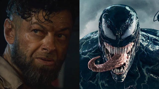 Andy Serkis May Direct the Venom Sequel for Sony