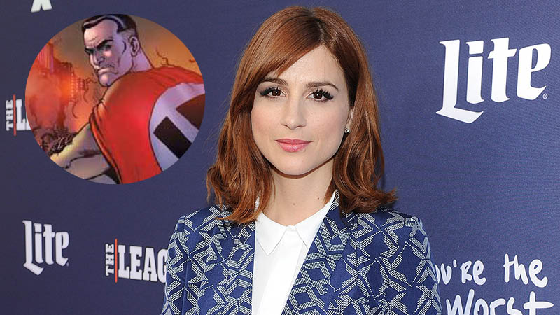 Aya Cash in Talks For Gender-Flipped Stormfront in Amazon's The Boys