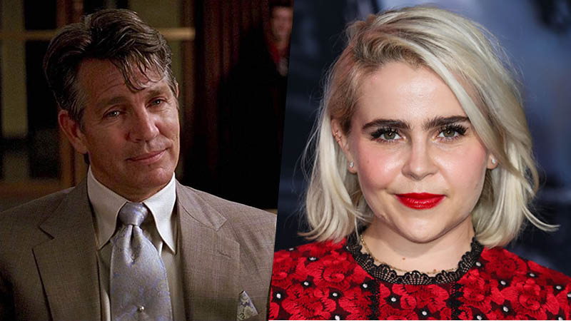 Eric Roberts & Mae Whitman Join Kidding Season 2