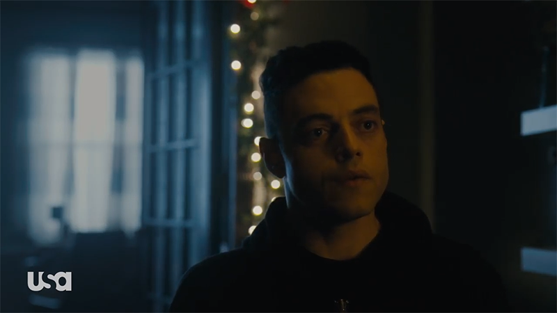 Elliot Gets Grilled Mercilessly in This Mr. Robot Final Season Sneak Peek