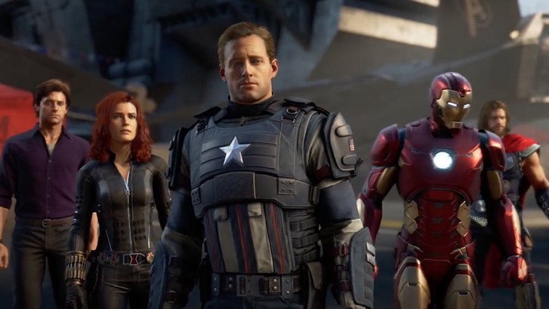 Comic-Con: Marvel's Avengers Gameplay Description