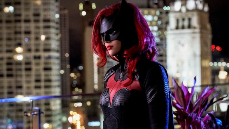 Comic-Con: Batwoman Panel Live Blog!