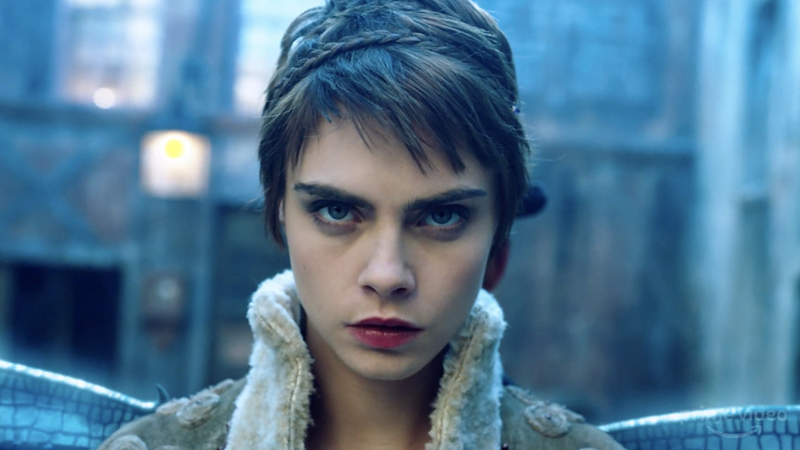 Cara Delevingne reveals she is a 'pansexual faerie' in 'Carnival Row'