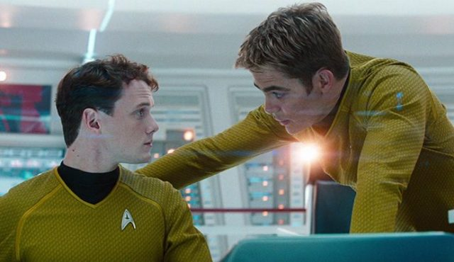 Chris Pine Remembers Anton Yelchin in New Love, Antosha Clip