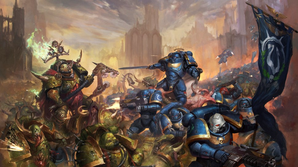 Warhammer 40,000 TV Series in Development
