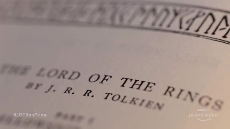 Amazon Reveals Creative Team Behind Lord Of The Rings
