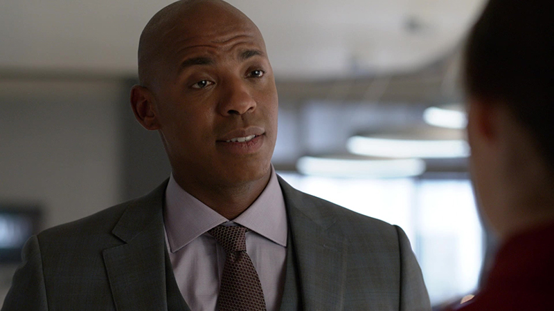 Mehcad Brooks Leaving The CW's Supergirl During Season 5