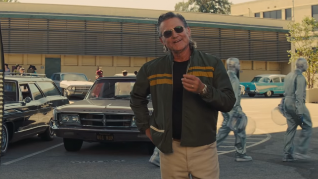 First Once Upon a Time in Hollywood Clip Debuts!