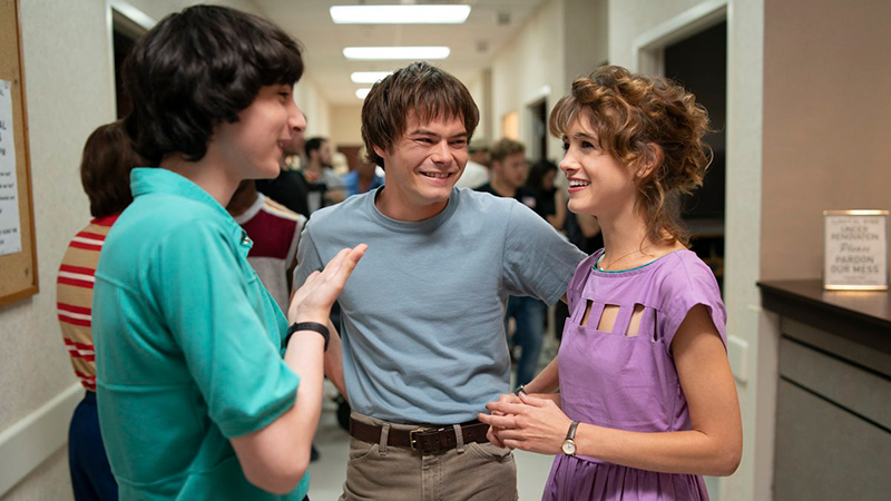 Netflix's Stranger Things Season 3 Behind-the-Scenes Photos Released