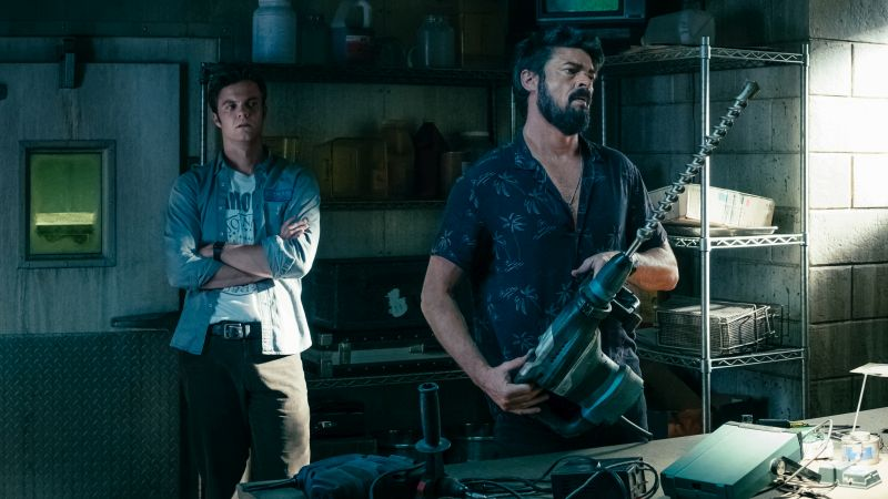 The Boys Final Trailer Declares War on the Superheroes of the World