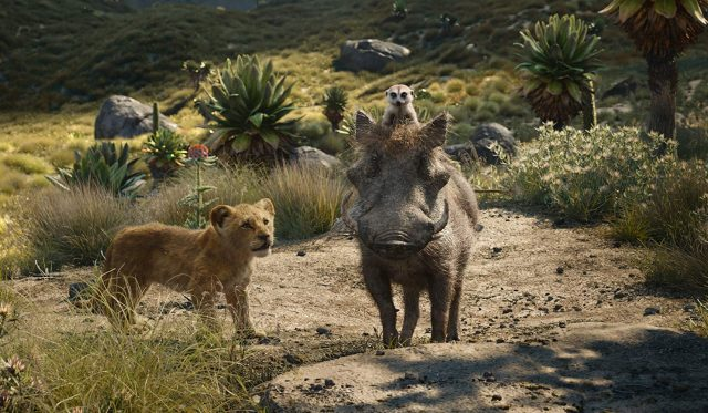 New The Lion King Tv Spot Features Closer Look At Timon And