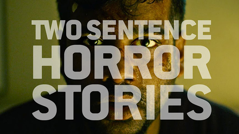 The CW's Two Sentence Horror Stories Anthology Series Debuting in August