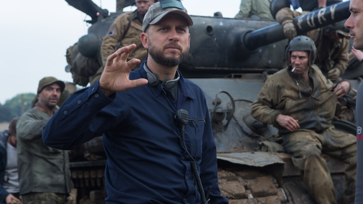 David Ayer Returns to WWII for Tank Thriller El-Alamein - ComingSoon net