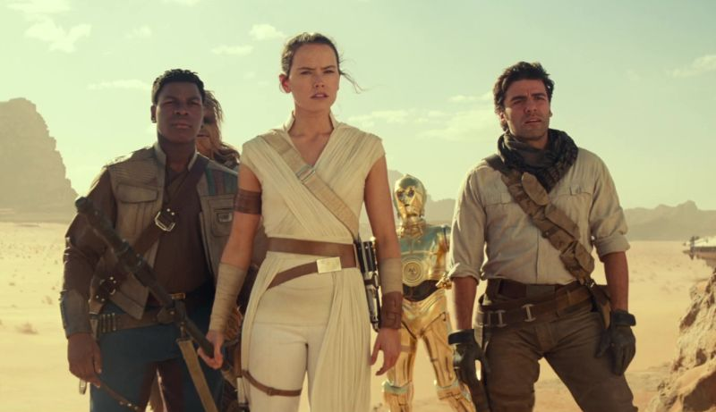 Watch the Star Wars: The Rise of Skywalker D23 Special Look!