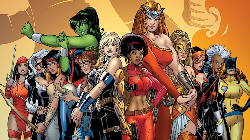 ABC In Talks With Marvel to Develop New Female-Led Superhero Series