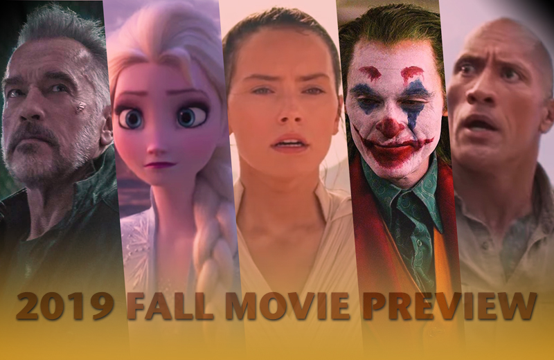 The 2019 Fall Movie Preview