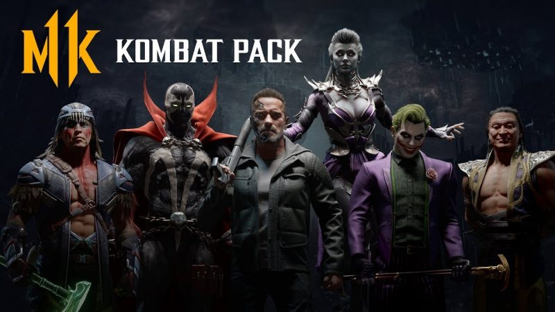 Mortal Kombat 11 trailer reveals Joker