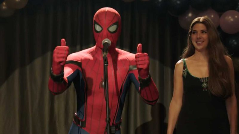 Spider-Man: Far From Home teases new footage