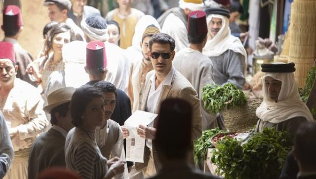 The Spy First Look Images: Netflix Sets Premiere for New Limited Series