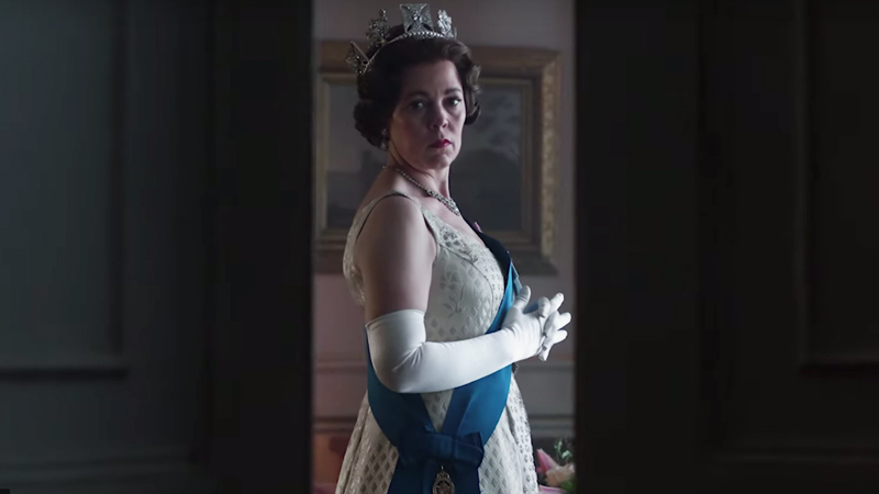 Netflix Reveals Olivia Colman in The Crown Season 3 Teaser