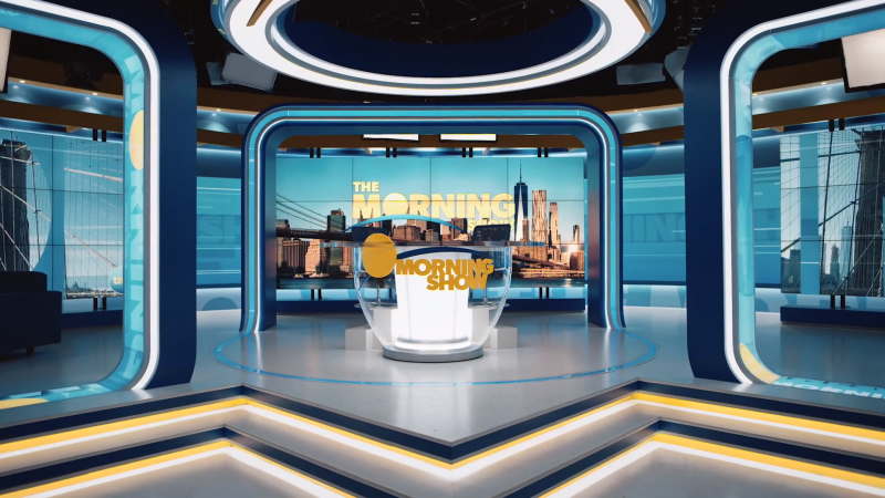 Apple's The Morning Show Teaser Debuts