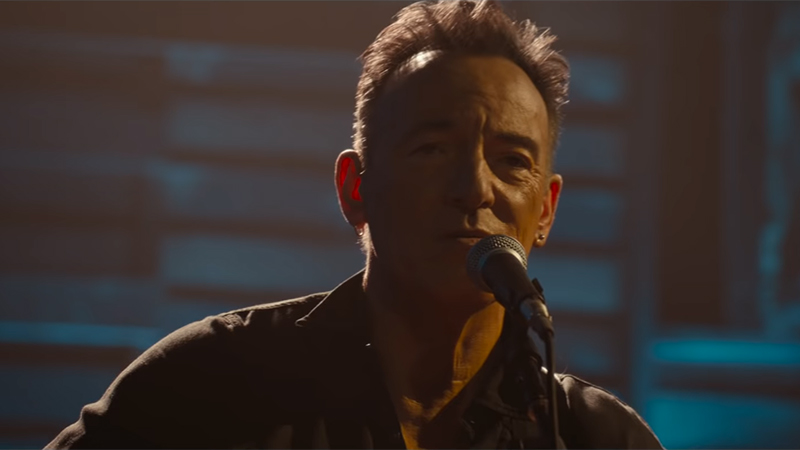 Bruce Springsteen is Ending His Demons in Western Stars Trailer