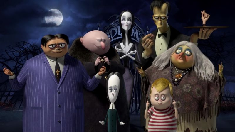 THE ADDAMS FAMILY Moves to New Jersey in New Trailer