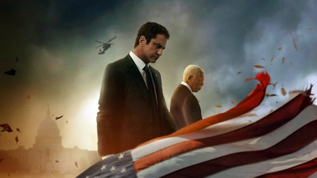 Image result for angel has fallen release date