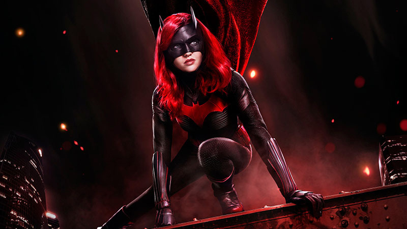 The CW's Batwoman Key Art Unveiled: Her Time is Now